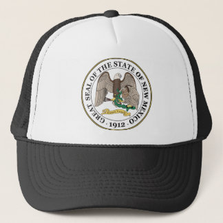 New Mexico seal Trucker Hat