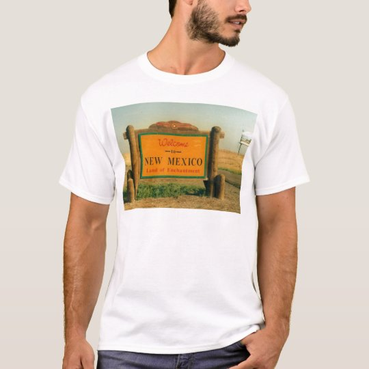 New Mexico Sign T-Shirt