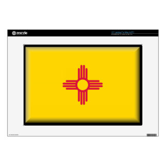 """New Mexico 15"""" Laptop Decal"""