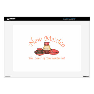 """New Mexico Skins For 15"""" Laptops"""