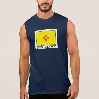 New Mexico Sleeveless Shirt