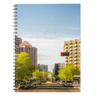new, mexico, spiral notebook