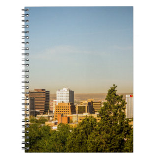 new, mexico spiral notebook