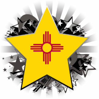 New Mexico Star Cut Outs