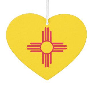 New Mexico State Flag Design Air Freshener