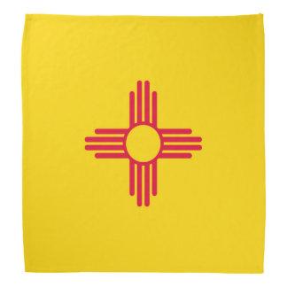 New Mexico State Flag Design Decor Bandana