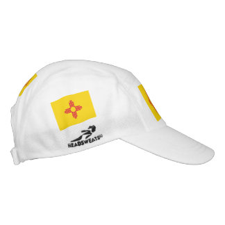 New Mexico State Flag Design Hat