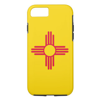 New Mexico State Flag Design iPhone 7 Case