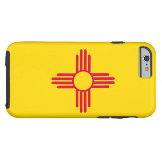New Mexico State Flag Design Tough iPhone 6 Case