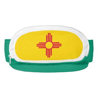 New Mexico State Flag Design Visor