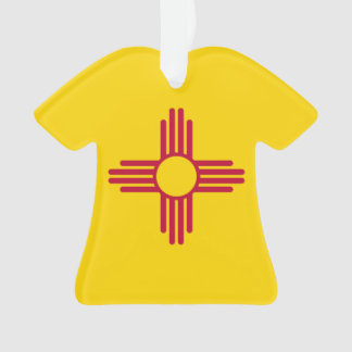 New Mexico State Flag Ornament