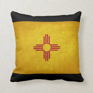 New Mexico state flag Pillow