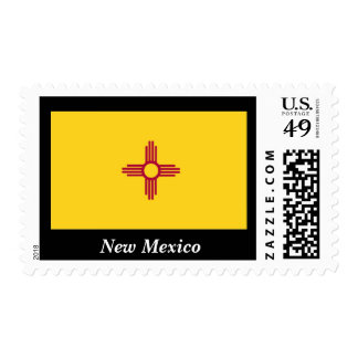 New Mexico State Flag Postage