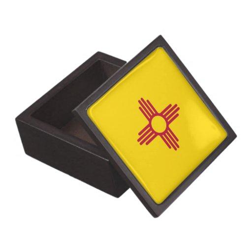 New Mexico State Flag Premium Gift Box