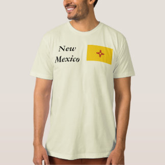 New Mexico State Flag Shirts