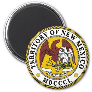 New Mexico State Seal Magnet