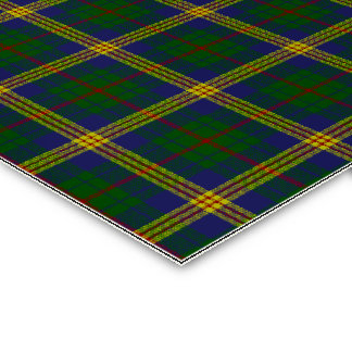 New Mexico State Tartan Business Card