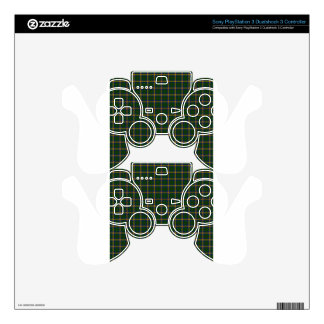 New Mexico State Tartan Skin For PS3 Controller