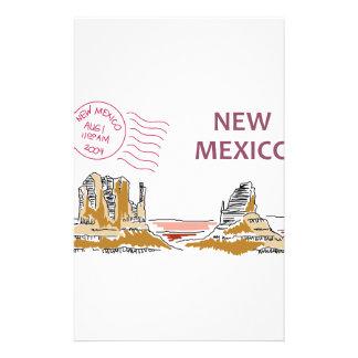 New Mexico Stationery