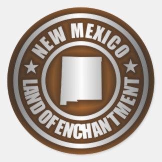 New Mexico Steel (B) Stickers