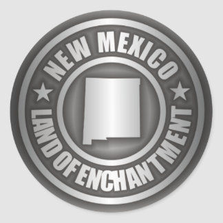 New Mexico Steel Stickers