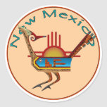 New Mexico Stickers