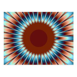 New Mexico Sunburst1 Postcard