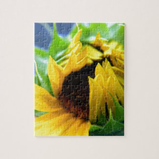 New Mexico Sunflower Jigsaw Puzzles