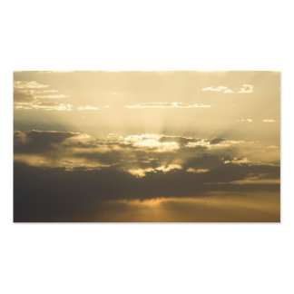 New Mexico Sunset Double-Sided Standard Business Cards (Pack Of 100)