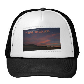 New Mexico sunset Trucker Hat