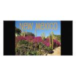 New México Tarjetas Fotográficas Personalizadas