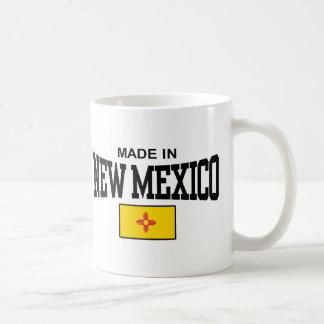 New México Tazas