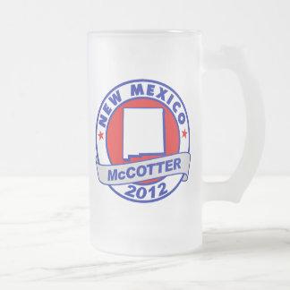 New Mexico Thad McCotter Mug