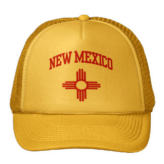 New Mexico Trucker Hat