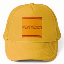 New Mexico Trucker Hat - Cap