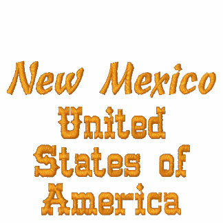 New Mexico United States of America Polo Shirt