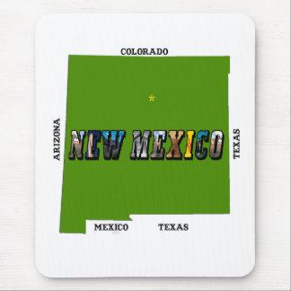 New Mexico, USA Mouse Pad