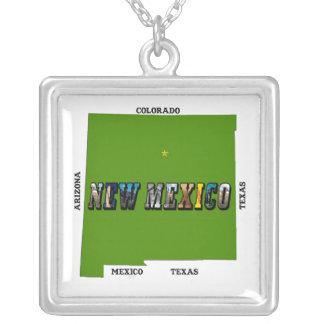 New Mexico, USA Pendant