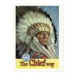 New Mexico vintage travel postcard