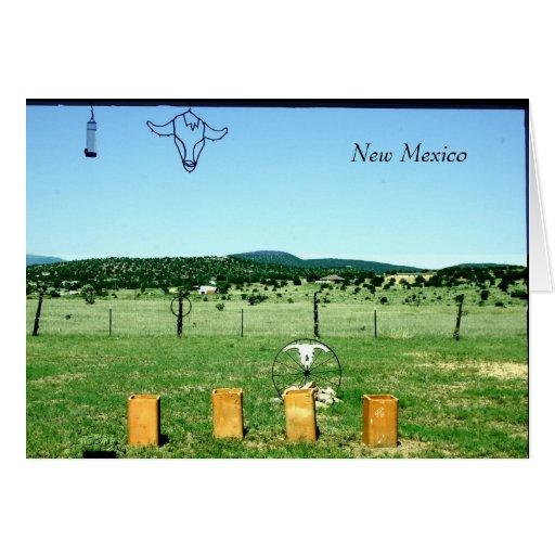New Mexico Vistas Greeting Cards
