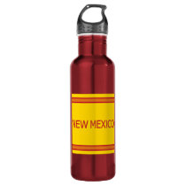 New Mexico Water Bottle