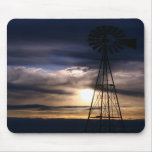 New Mexico Windmill Mousepads