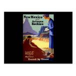 New México y Arizona Rockies Postal