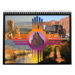 New México (y lugares del oeste) Calendarios