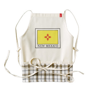 New Mexico Zazzle HEART Apron