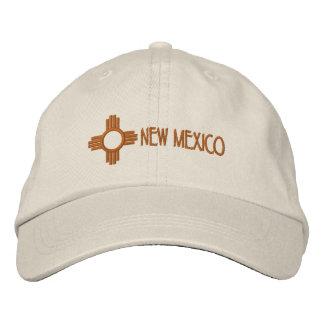 New México Zia Gorra De Beisbol