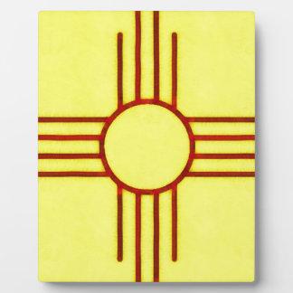 New Mexico Zia Plaque