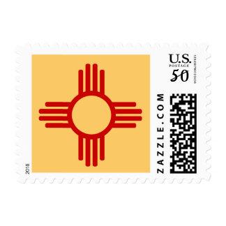 New Mexico Zia Postage