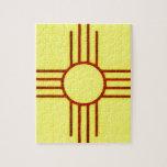 New México Zia Puzzle Con Fotos