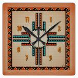 New México Zia (sol) Reloj